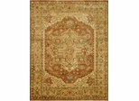 Eastern Weavers Turkish Treasures Persian Rug - Rust Beige