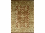 Eastern Weavers Turkish Treasures Rust Gold Persian Rug