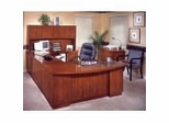 Eclipse Collection in Cherry - Transitional Office Furniture