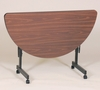 EconoLine Flip Top Table with Melamine Top - Correll Office Furniture - FT2448MR