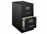 Economical Home Office Two Drawer File - Hirsh Industries - 13226