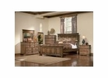 Edgewood Furniture Collection in Warm Brown Oak - Coaster