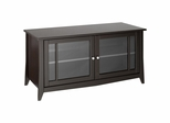 Elegance 49'' TV Console with 2 Glass Doors - Nexera Furniture