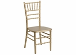 Elegance Supreme Gold Wood Chiavari Chair - SZ-GOLD-GG