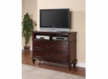 Emily Media Chest in Cherry - 202566