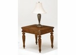 End Table DMI - in West Indies Cherry - 7480-10