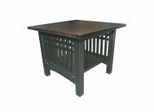 End Table Espresso - 38-1070-004