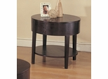 End Table in Cappuccino - Coaster - COAST-139401