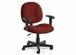 Ergonomic Office Chair - Superchair with Arms - OFM - 105-AA