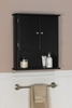 Espresso Bathroom Wall Cabinet - Ameriwood Industries - 5305045