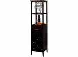 Espresso Wine Tower and Glass Holder - Winsome Trading - 92567