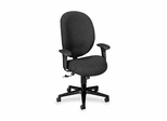 Exec High-Back Chair - Iron - HON7602BW19T