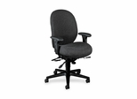 Exec High-Back Chair - Iron - HON7608BW19T