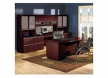 Executive Office Collection - Milano Cherry Collection - Bush Office Furniture