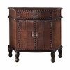 Expedition Chestnut 1 Drawer, 2 Door Hall Chest - Powell Furniture - POWELL-491-332