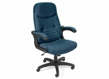 "Fabric Office Chair - ""MobileArm"" Executive/Conference Chair - OFM - 550"