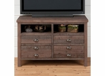 """Falmouth Weathered Grey 42"""" TV Stand - 067-42"""