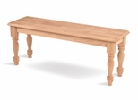 Farmhouse Bench - BE-47