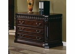 File Cabinet in Rich Brown - Coaster