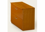 File-File Lateral File in Golden Cherry - Mayline Office Furniture - VLFGCH