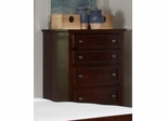 Findley Chest in Dark Cherry - 202795