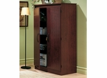 Floor Cabinet and Stationery in Jefferson Cherrywood - South Shore Furniture - 7206970