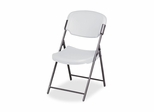 Folding Chair - Platinum - ICE64003