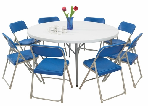 Folding Table and Chairs Package 2 - National Public Seating