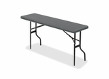 Folding Table - Charcoal - ICE65357