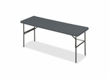 Folding Table - Charcoal - ICE65387