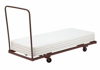 """Folding Table Dolly (Max 72"""" L) - National Public Seating - DY-3072"""