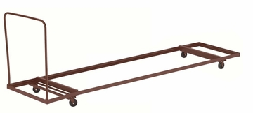 """Folding Table Dolly (Max 96"""" L) - National Public Seating - DY-3096"""