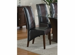 Foxborough Dining Chair (Set of 2) in Cherry - Coaster - 102242-SET