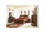Foxhill Furniture Collection in Deep Cherry Brown - Coaster