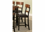 "Franklin 26"" Two Tone Counter Stool - Set of 2 - 102199"
