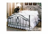 Full Size Bed - Milano Full Size Metal Bed