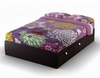 Full Size Mates Bed in Chocolate - South Shore Furniture - 3259211