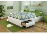 Full Size Mates Bed - Step One - South Shore Furniture - 3160211