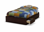 Full Size Mates Bed - Willow - South Shore Furniture - 3439211
