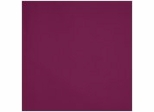 Futon Cover - Burgundy Solid Poly Cotton