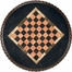 Game Table with Veneer Chess Board Top - Butler Furniture - BT-2345070