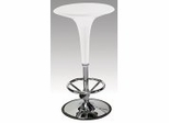 Gelato Bar Tables in White - LumiSource - BT-GELATOLM-W