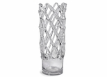 Glass Pillar Candleholder - IMAX - 73002