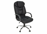 Goliath Big and Tall Leather Swivel - ROF-1100BK