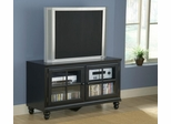 "Grand Bay 48"" Entertainment Console in Black - Hillsdale Furniture - 6123-885W"