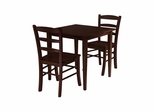 Groveland Square Dining Set - Winsome Trading - 94332