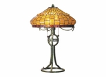 Grundy Table Lamp - Dale Tiffany