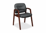 Guest Chair - Mahogany - BSXVL803NST11
