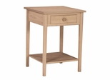 Hampton Bedside Table - OT-91