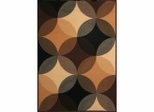 "Hand Carved Machine Woven Rug - 5' 3"" x 7' 6"" - Terra 225-823 - International Rugs"